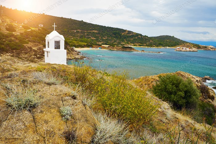 Greecian sea