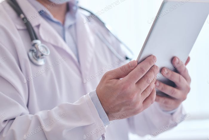 Analyzing online medical notes