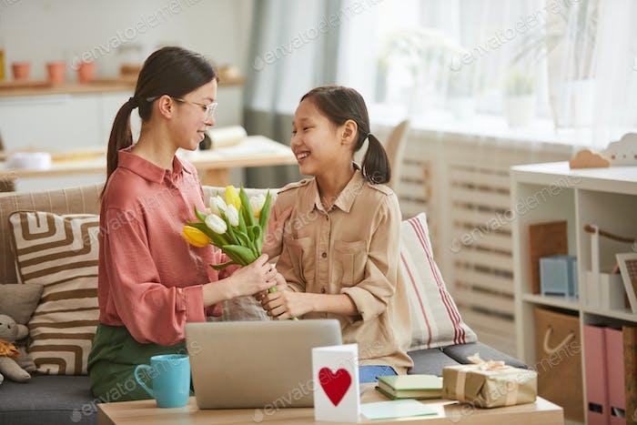 Blumenstrauß für Muttertag