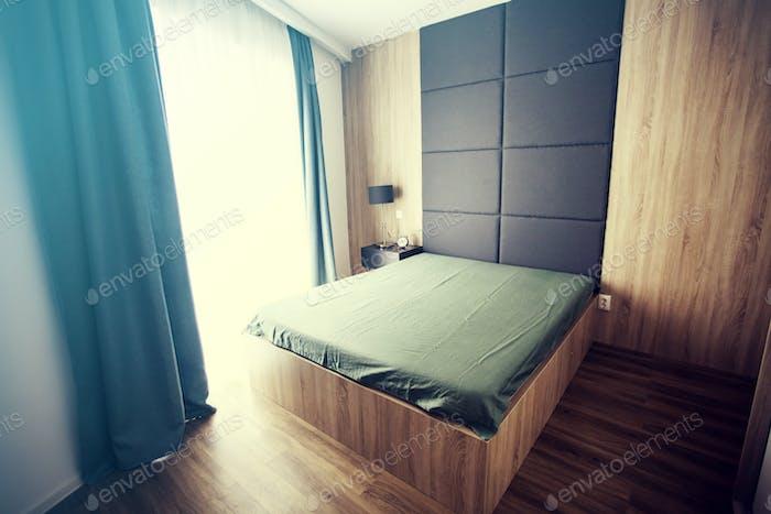 Elegant bedroom contemporary style.