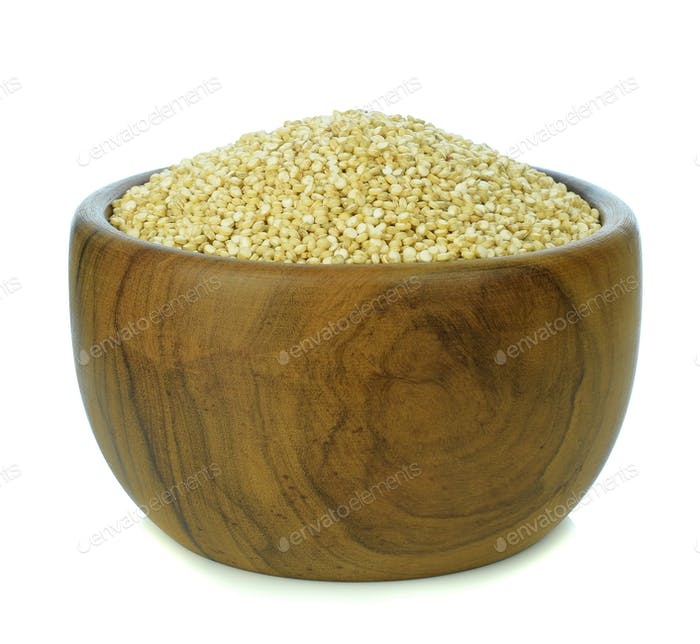 Eine Schüssel Quinoa