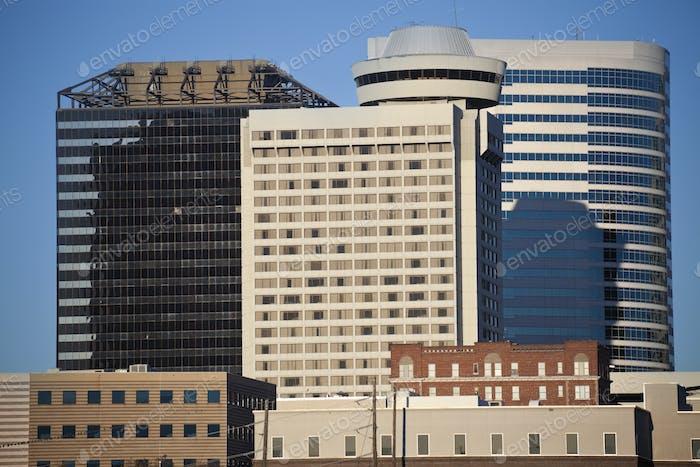 Nashville skyscrapers