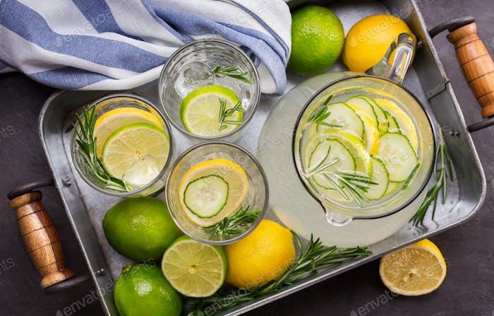 Summer refreshing beverage