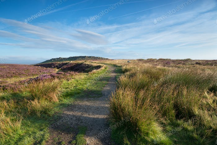 Path to Stannage Edge