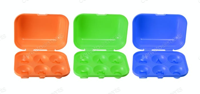 Toy Egg Cartons