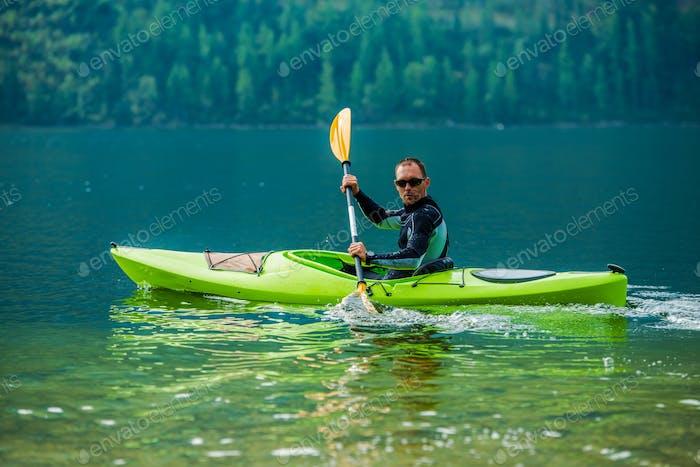 Kayaking Water Sport