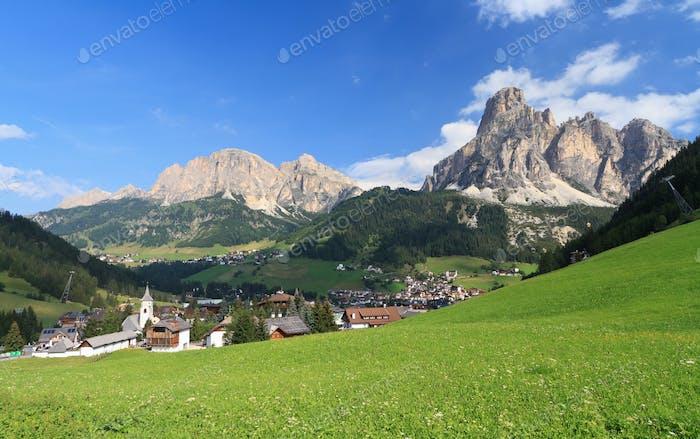Corvara - Val Badia
