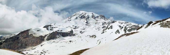 Mount Rainier Summit, Washington, USA