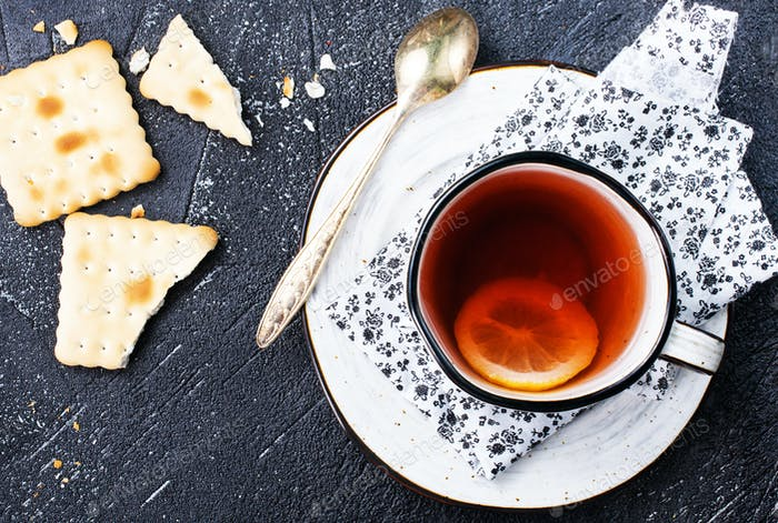 frischer Tee