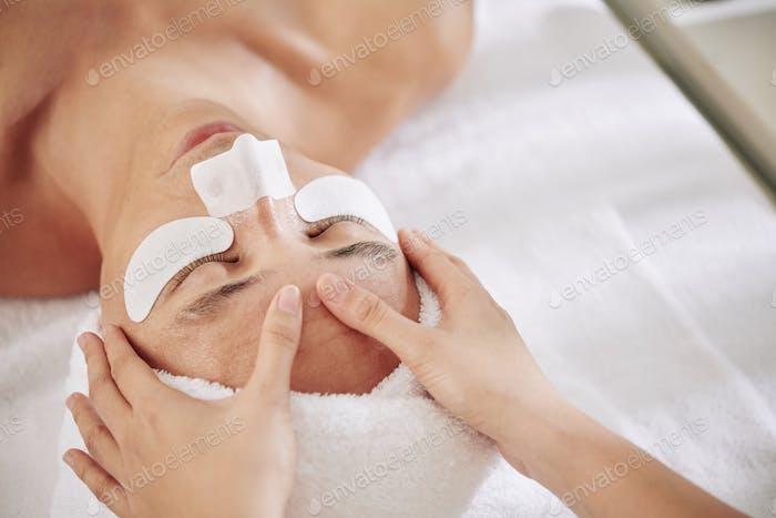 Anti-Aging-Massage