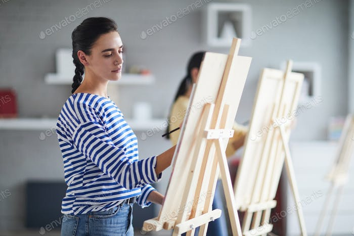 Lesson of painting
