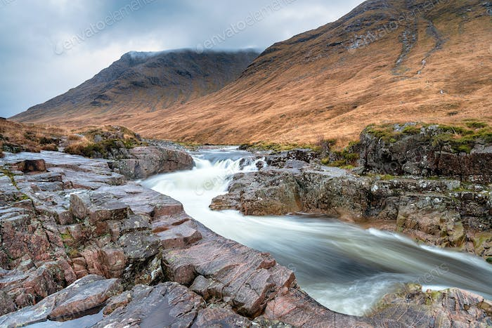 Glen Etive River