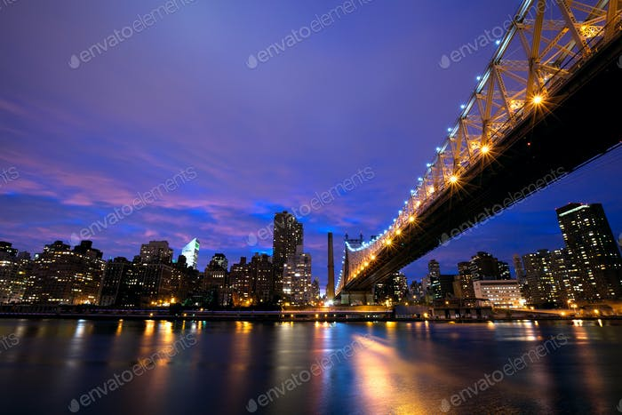 NYC Queensboro Bridge