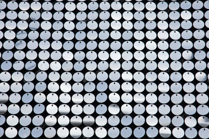 Glittering circles