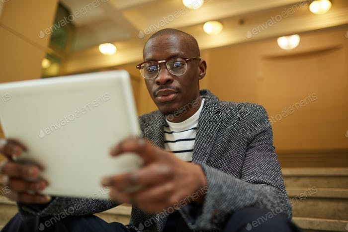 Contemporary African Businessman