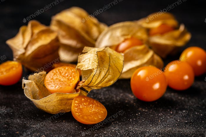 Cape Gooseberry or poha