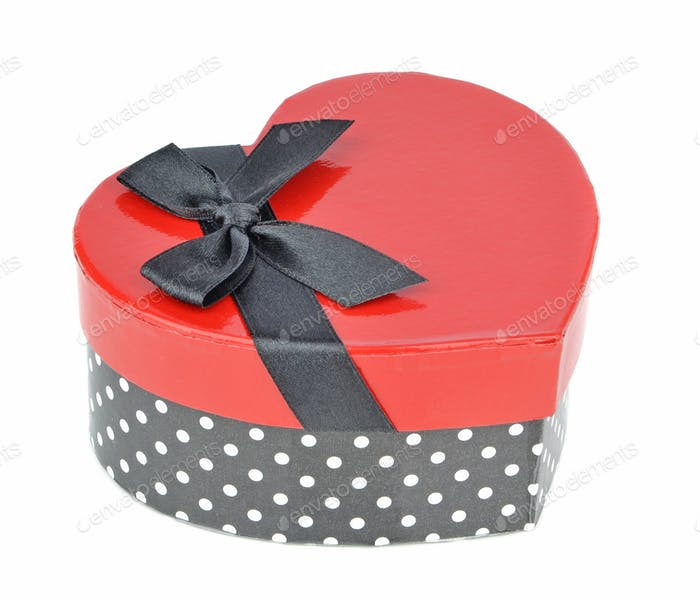 Love Heart Gift Box