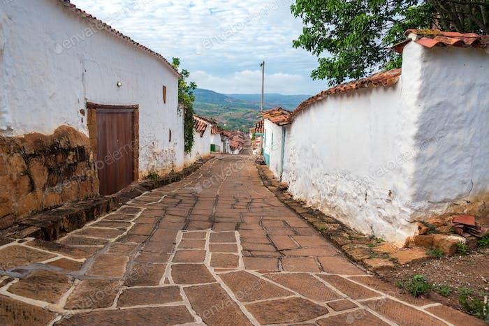 Barichara Street View