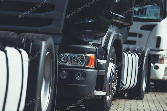 Heavy Transportation Convoy