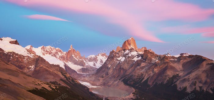 Thumbnail for Fitz Roy