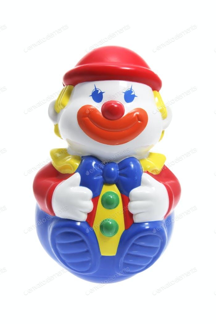 Roly-Poly Spielzeug-Clown