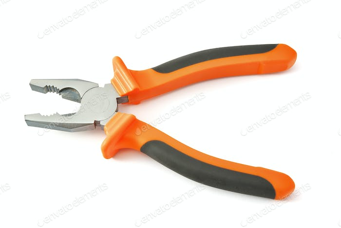 Combination pliers tool