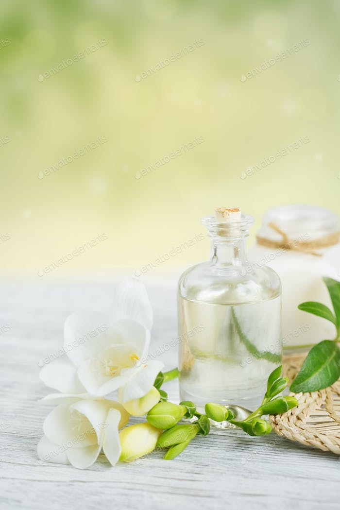 Perfume and Aromatic Oil