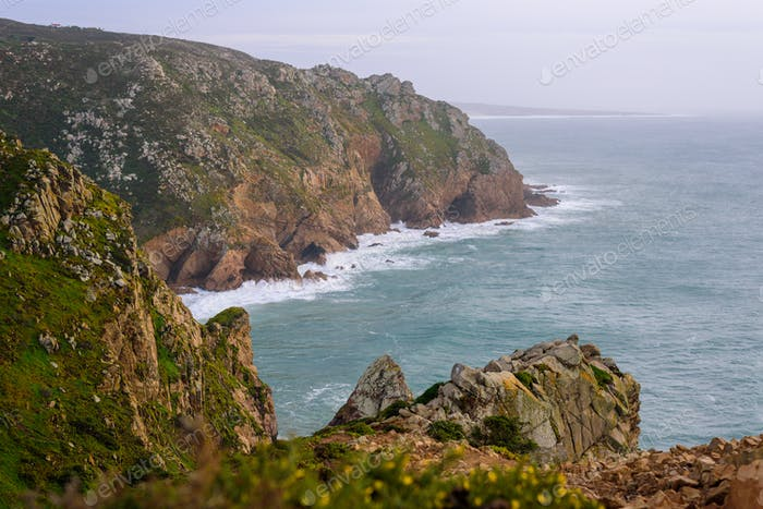 Cape Roca most western point of Europe