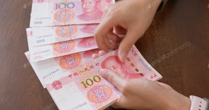 Counting Chinese RMB