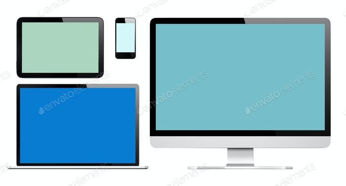 Collection of Three Dimensional Digital Devices