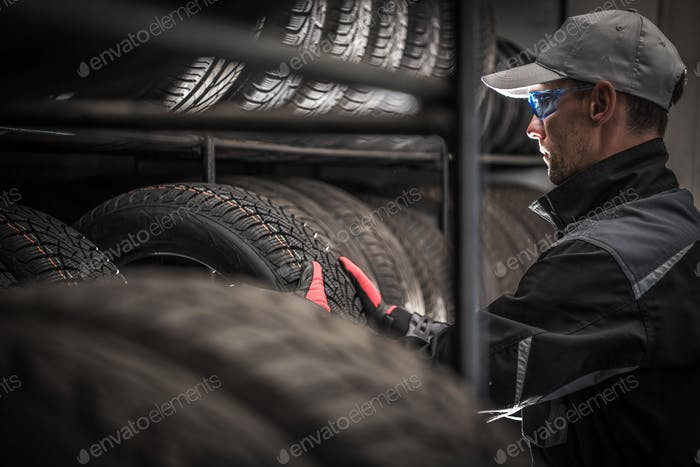 Choosing Right Car Tires
