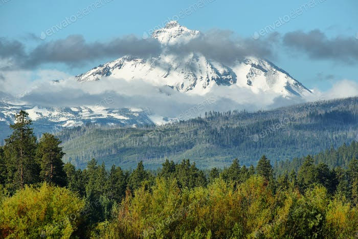 South Sisters mountain, Oregon