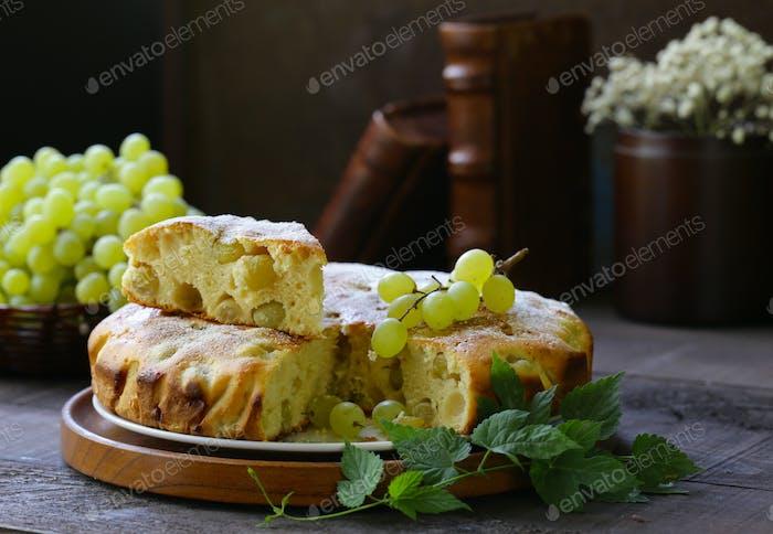 Homemade Pie Cake
