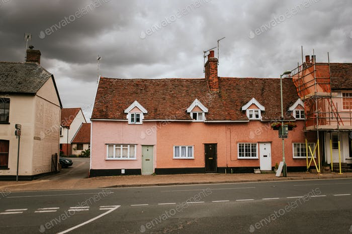 Lavenham, England