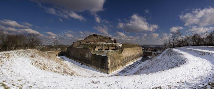 Fortress Sint Pieter