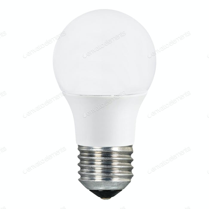 Light bulb, isolated