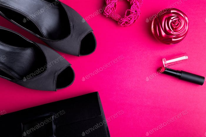 Fashion Lady Woman Accessoires Set