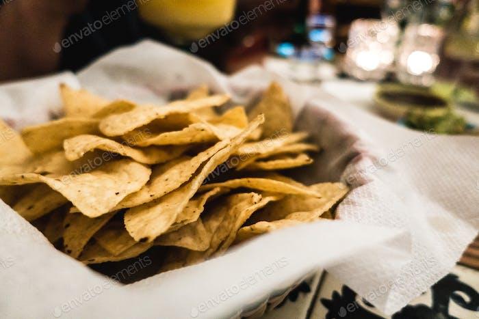 Tortilla-Chips in der Nähe