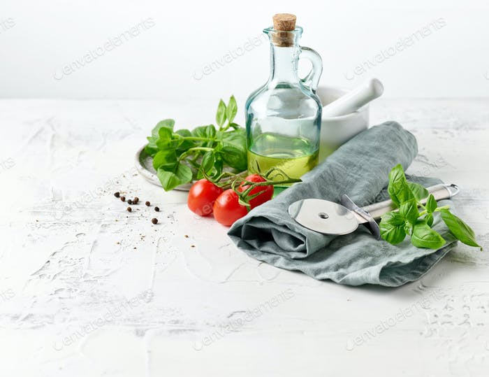 composition of various food ingredients