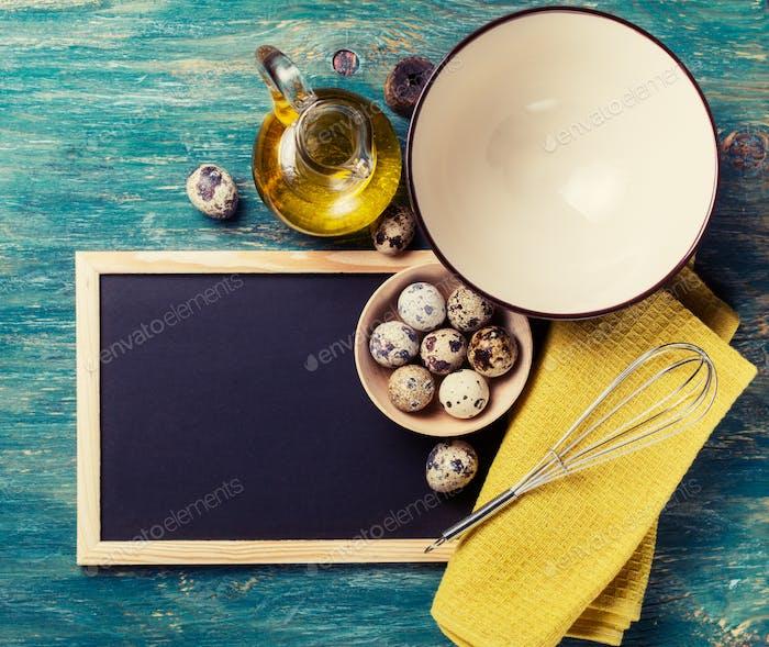 Cooking Food Ingredients