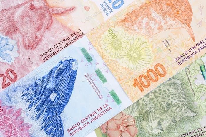 El dinero argentino, un Fondo