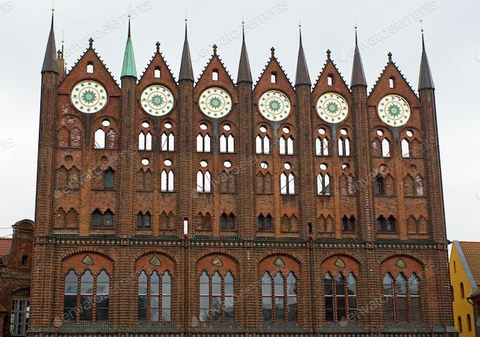 Townhall of Stralsund