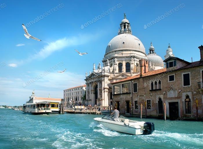 Basilika in Venedig