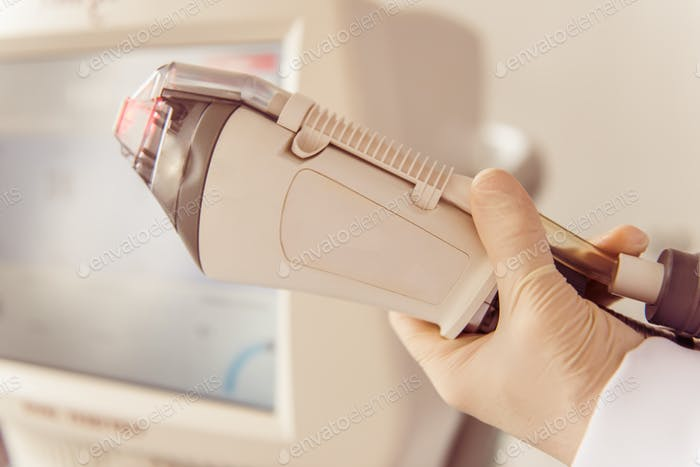 Modern medical equipment