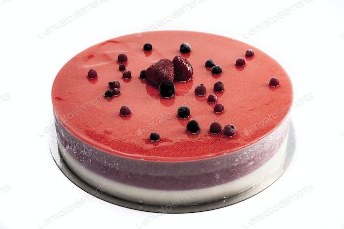 Red Sweet Dessert