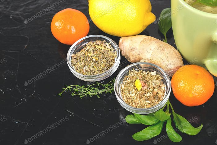 Natural medicine. Treatment for colds Natural remedies