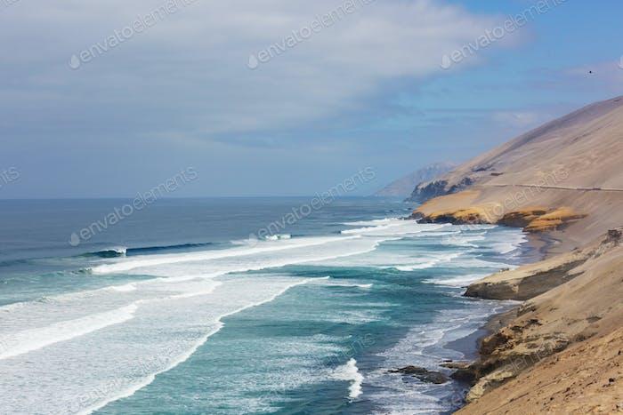 Côte au Pérou