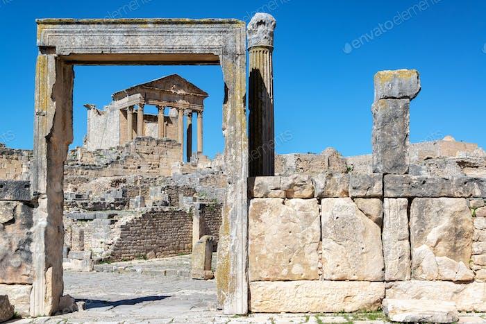 Roman Ruins of Dougga