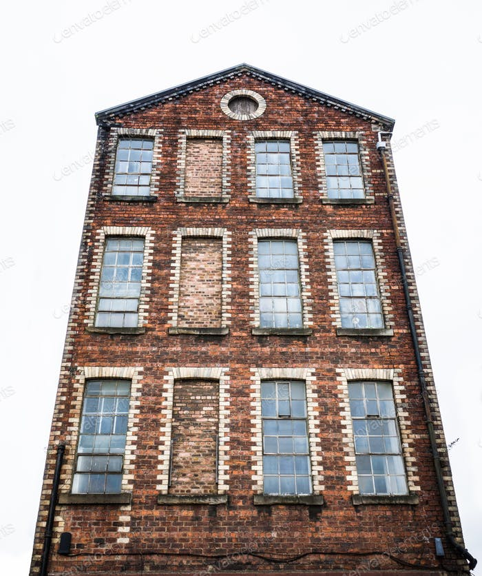 Old Red Brick Factory