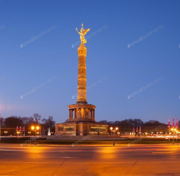 Berlin Siegessauele (Victory Column)